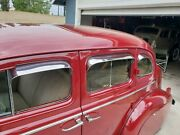 1937 1938 Chevy Vent Shades 6 Pieces