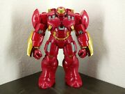Hulk Buster Iron Man Figure 13 Height - Clean Battery Compartment - Works