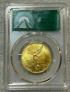 2020 1/2 Oz Mexican Gold Libertad Coin Pcgs Ms 70 First Strike Pyramid Label