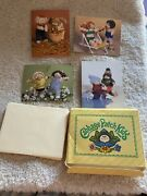 12pc Vintage 1984 Cabbage Patch Kids Greeting Cards Note Blank Envelopes
