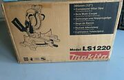 Makita Ls1220 305 Mm 12 Compound Miter Saw With Electric Blade Brake
