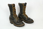 Whiteand039s 10 Smokejumper Fire Firefight Boots Womens Size 6.5 D Model 400v