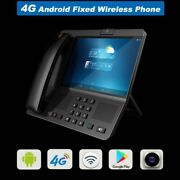 4g Lte Smart Android Fixed Wireless Phone Sim Landline Telephone Home/business