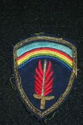 Ww2 Army Shaef Supreme Headquarters Allied Expeditionary Forces Theater Patch Vg