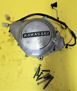 And03978 And03977 Kz750 Kz 750 Stator And Stator Cover Engine Case Cover Kawasaki - Vgc