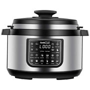 8qt Programmable Electric Pressure Cooker Instant Pot Multifunction Stainless