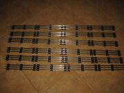 Lionel O Gauge 40 Inch Long Straight Track 6 Piece Lot
