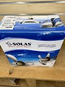 Solas 4431-133-17 New Saturn Prop 13.25in 17in Pitch 3 Blade Right Stainless