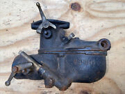 1928 1929 1930 1931 Model A Ford Zenith-2 Carburetor Carb Holley Roadster 29 11