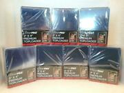 25 - 1000 Ultra Pro Premium 3 X 4 Top Load Toploaders Standard Size In Stock Usa