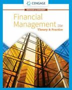 Financial Management Theory And Practice [mindtap Course List]