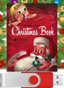 Vintage 1954 Sears Christmas Wishbook / Catalog On Usb Drive Toys Clothes And More