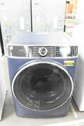 Ge Gfd85espnrs 28 Royal Sapphire Front Load Electric Dryer 108306