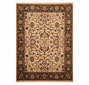8and0398 X 12and039 Authentic Karastan Tapestry 100 New Zealand Wool Area Rug Beige