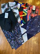 Nwt Fabletics Capris And 7/8 Lot Of 5 Small