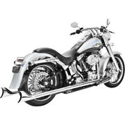 Freedom Perf Sharktail Signature True Dual Exhaust - Hd00203 No Ship To Ca