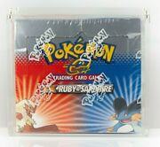 2006 Ex Ruby And Sapphire Booster Box Pokemon Sealed New 36 Pack