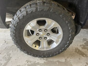 3312.5018 Toyo Mt Open Country Tires And 18inch Chevy Rims