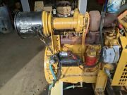 Cummins 4bt 3.9l Diesel Engine For Sale Rotary Pump Only 740 Hours Free Shippin