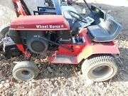 Wheel Horse 310-8 Garden Tractor Assembly Turn Key Local Pickup Only