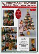 Jean Nordquistand039s Repro Mini Xmas Paper Decorations Includes Over 90 Different