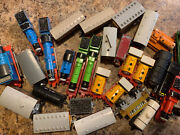Huge Vintage Thomas The Train Lot Mostly Diecast