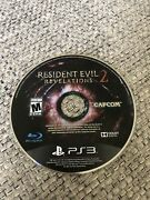 Scratch Free Disc Playstation 3 Ps3   Resident Evil Revelations 2 Disc Only