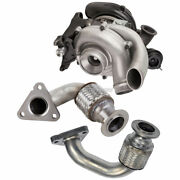 For Ford F250 Super Duty 6.7 Powerstroke Diesel 11-14 Turbo W/ Charge Kit Tcp