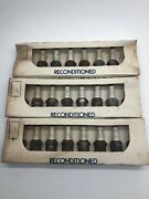 32 Vintage Champion 860 Spark Plugs Recon Os Ford Falcon, Mustang, Comet, Edsel