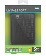 Ps3/ps2/ps1 Games On Wd Passport/elements 2tb External Hard Drive Usb 3.0 Read