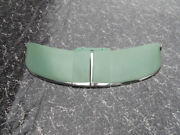 Fulton Deluxe Sun Shield-roof Mount-all Ss Trim-orig-complete-exceptional Cond