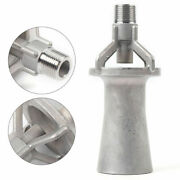 3/8andrdquo 304 Filling Nozzle Spray Heads Stainless Steel Tank Mixing Agitation Nozzle