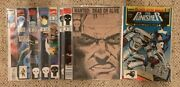 The Punisher War Journal Zone 2099 Annual 32 Comic Book Lot Spider-man
