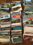 Over 1000 Vintage 1950andrsquos-1990andrsquos Post Cards