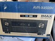 ⭐ New Denon 9.2 Home Theater Receiver 125 Watts Avr-x4500h Dolby Bluetooth Wifi