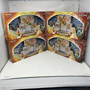 Pokemon Kanto Power Collection Box 4x Lot Dragonite Sealed New In Hand Mewtwo