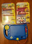 Leap Frog My First Leap Pad System With 6 Games And Books Pooh Disney More