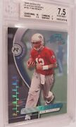 Super Rare 2000 Tom Brady Rookie Playoff Absolute Players Honors S/n 09/10 Bgs