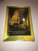 Vintage 1000 Piece The Tower Of Babel Art Collection Jigsaw Puzzle