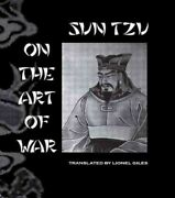 Sun Tzu On The Art Of War Paperback By Giles Lionel Like New Used Free Sh...