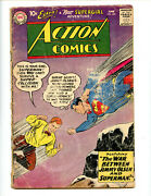 Action Comics 253 Inexpensive Copy 2nd Appearance Of Supergirl
