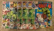 The Incredible Hulk 26 Comic Book Lot Marvel Newsstand Direct Editions Punisher