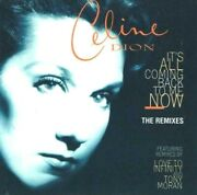 Celine Dion Rare Aus It's All Coming Back To Me Now The Remixes Card Cd Single