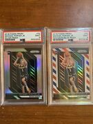Michael Porter Jr 2018-19 Prizm Silver Holo And Red White Blue Psa 9 Rookie