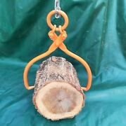 40 Cm Log Lifting Towing Heavy Lifting Tongs Forestry Wood Raw Wood Work In Wood