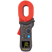Aemc 6418 2141.03 Clamp-on Ground Resistance Tester With Alarm