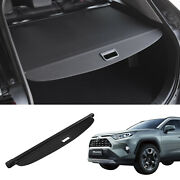 Fit 2019 -2021 Toyota Rav4 Cargo Cover Retractable Trunk Shield Privacy Assembly