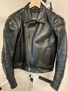 Kadoya Max-w Mad Max Used Leather Jacket L Size Double Riders
