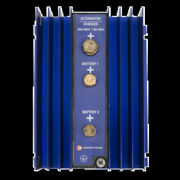 Analytic Systems 2-bank Battery Isolator 200a 40v