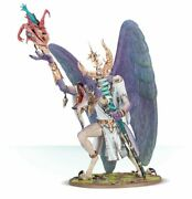 Lord Of Change - Greater Daemon Painted Figure Horus Heresy Pre-sale   Art